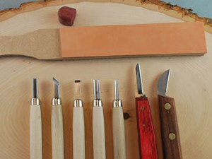 wood carving tool set