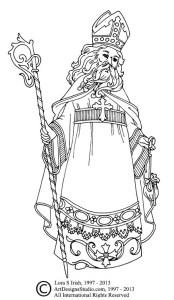 Saint NIcholas pattern