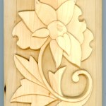 Altered Art Wood Carving