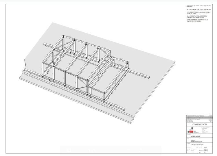 acoustic screen designs by LSJ Engineering