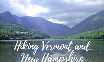 Hiking Vermont & NH