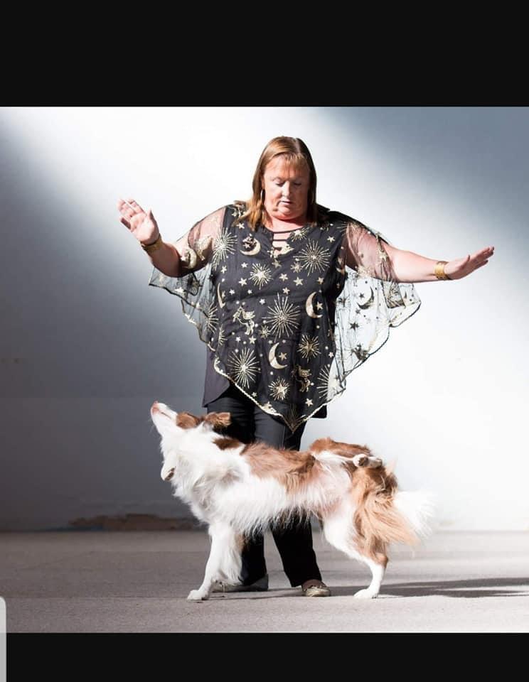 Dog Dancing with Margaret McKenna