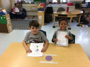 Kindergarten writing 4