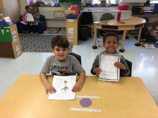 Kindergarten writing 4