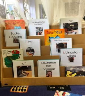 Preschool 3 library