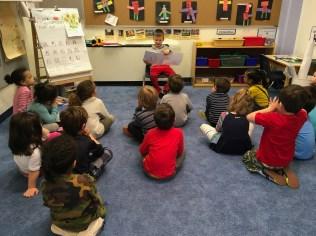 Preschool 4 sharing story 1
