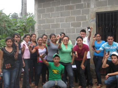 Nicaraguan youth are ready for ChatSalud