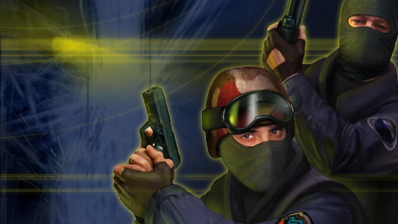 Counter Strike 1.6 – Cyber
