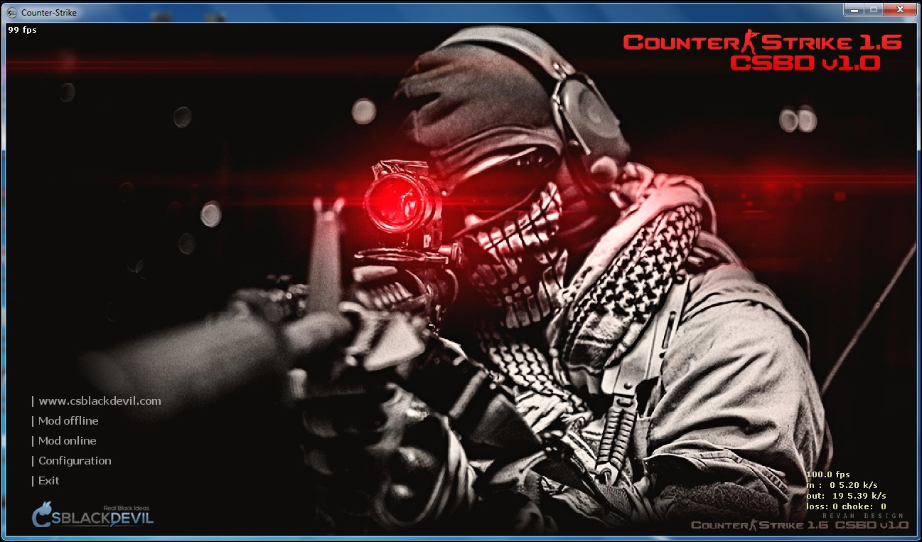 Counter Strike 1.6 – CSBD v1.0