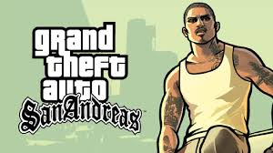 Grand Theft Auto – San Andreas