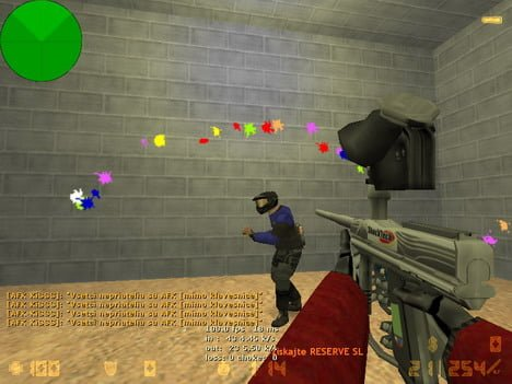 Addons PaintBall