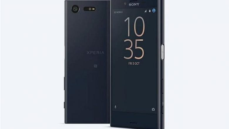 Sony officially launches Xperia X Compact model