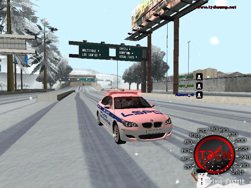 GTA Snow Time2change-Gaming