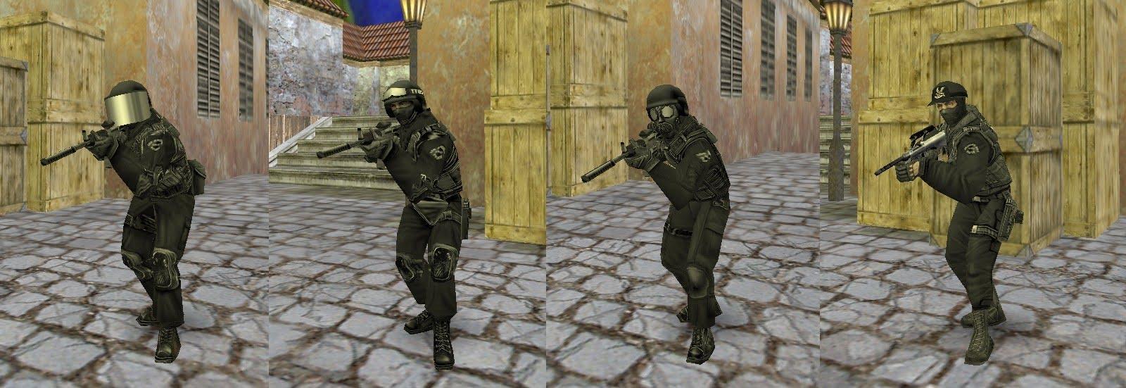 SWAT Models