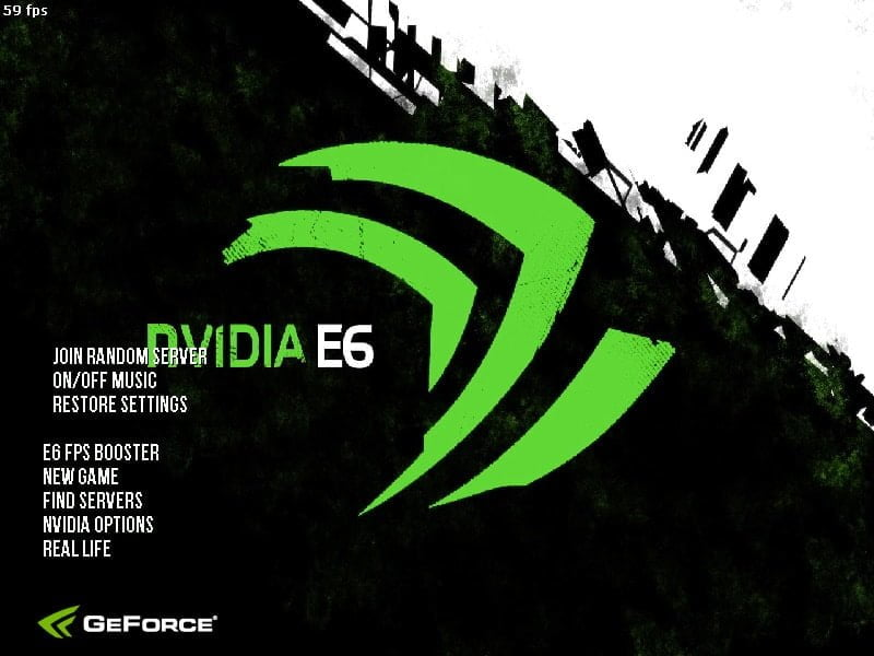 Counter-Strike Nvidia E6