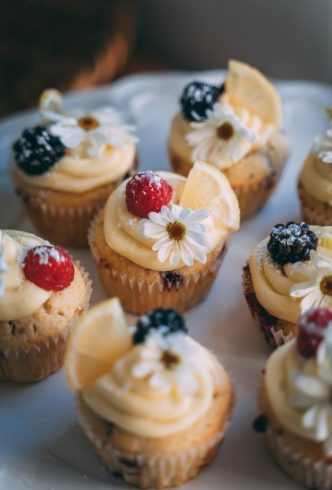 Image of cupcakes representing the cupcakes in the example where you need to give yourself grace and do what works best for you.