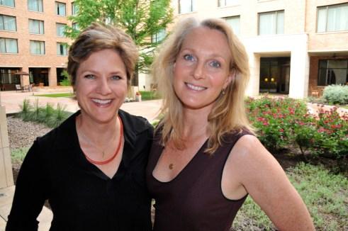 Lynn Yeldell & Piper Kerman
