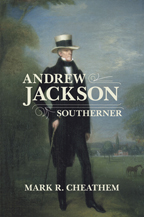 Andrew Jackson, Southerner - Cover