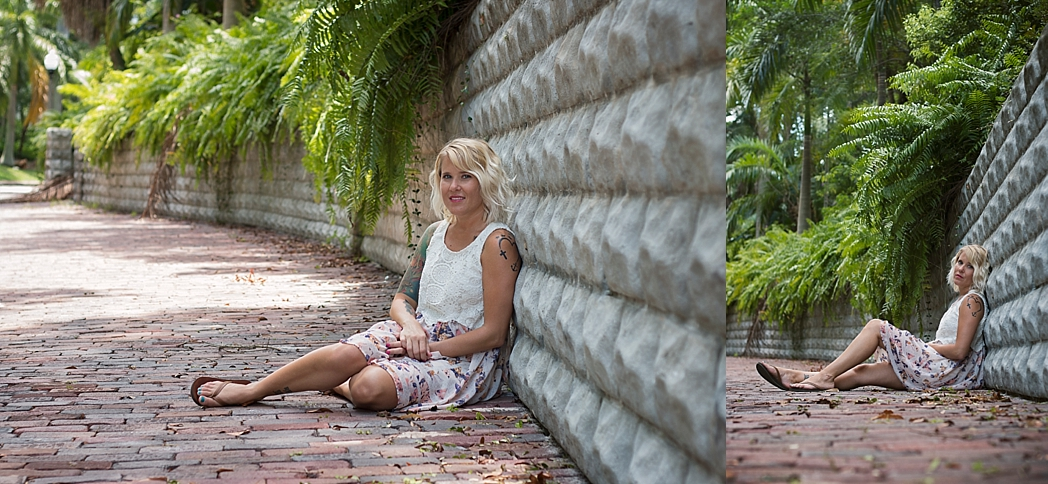 Downtown St Pete Portrait Photography