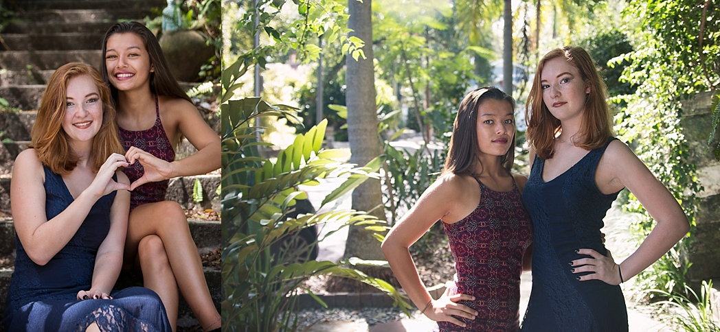 Downtown St Pete Tampa Bay Senior Photography