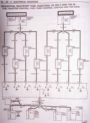 1995 Impala Ss Fuel Pump Wiring Diagram | Wiring Library