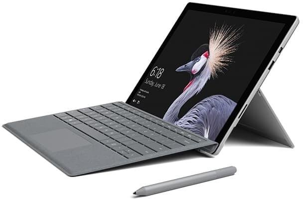 Microsoft Surface Pro FKJ-00004 Win10P PL