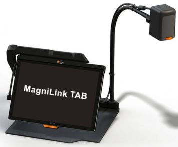 """טמ""""ס משולב Tablet מסוג MAgnilink TAB"""