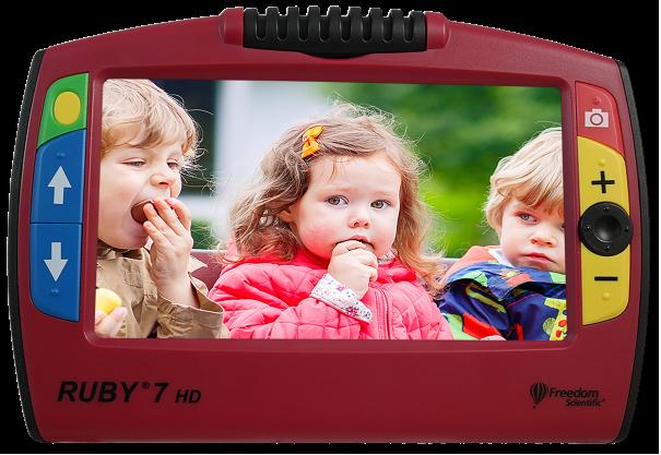 "טמ""ס נייד Ruby7 HD"