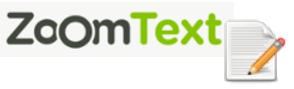 צלמית ZoomText מדריך
