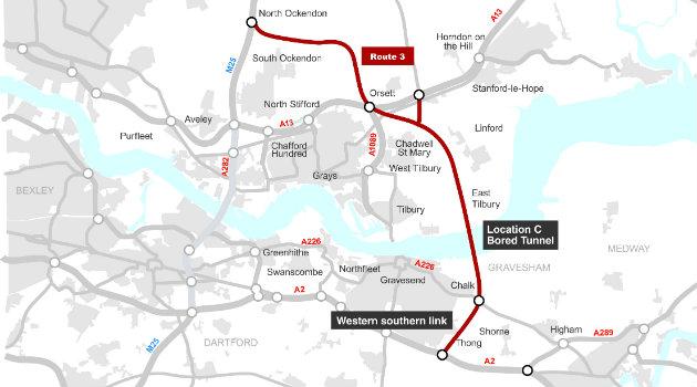 LTC preferred route