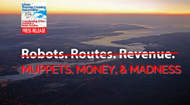 MUPPETS, MONEY, & MADNESS