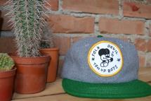 FOLK DEVIL 'BOOTLEG CAP' TON UP BOYS PATCH