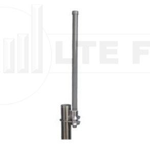 2.4GHz-5.8GHz Whip Tall 6dBi-8dBi WiFi Omni Antenna (Vertical) N Male