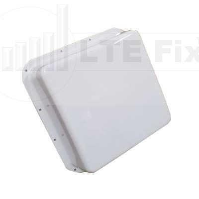 700-2700MHz HIGH POWER 15dBi 2x MIMO Cellular 5G 4G LTE Directional Antenna (+45-45) N Female Connector