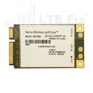Sierra Wireless MC7354 CAT3 4G LTE Modem LTEFix.com