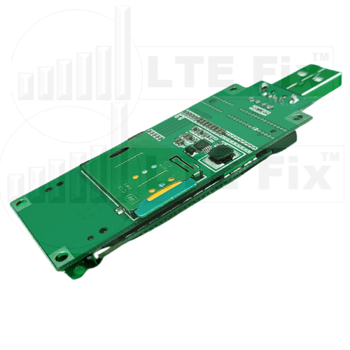 USB to Mini PCI-E Adapter with Bottom Side SIM Card Slot 3