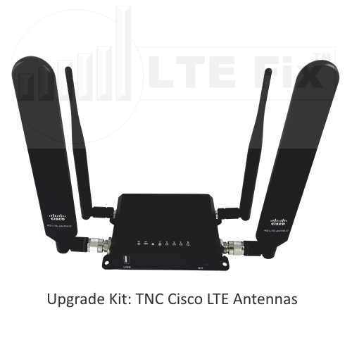 WE826 LTE Router Cisco Upgrade Kit by LTEFix.com