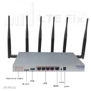 WG3526 4g LTE Router LTEFix.com