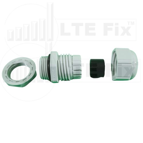 WiFiX Outdoor Enclosure Cable Gland 4