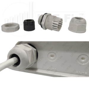 WiFiX Outdoor Enclosure Cable Gland - Heavy Duty - 2