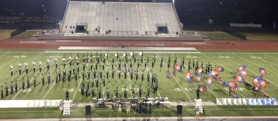 Band Wins First For The First Time