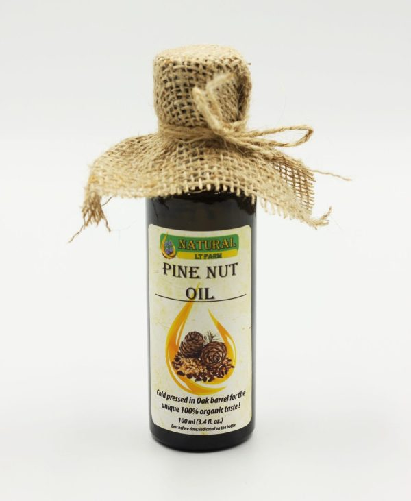 ltnatural.com cold pressed pine nut oil 100ml 2