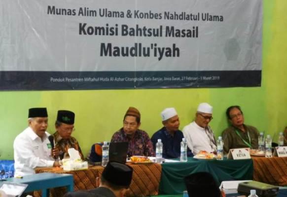 Sepanjang Selaras dengan Nilai Islam, Produk Perundang-undangan Wajib Ditaati