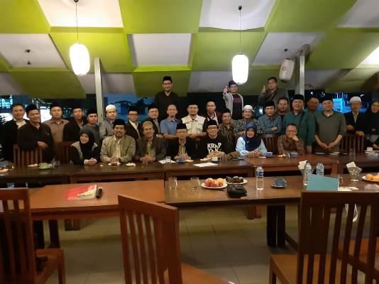 Ngobrol Pintar (Ngopi) Jama'ah Nahdliyin UIN Bandung Bersama Gus Nadir: Pemetaan Politik NU Pasca Pilpres