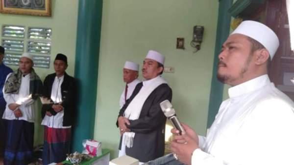 Haflatul Wada' Penasehat Pergunu kota Depok Pergi Haji