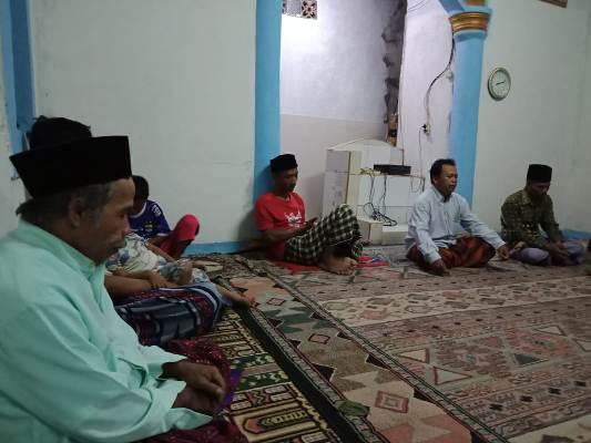 Muharrik LTM NU Bogor Gulirkan Program  Istigostah dan Arisan Warga Nahdliyin Tenjo