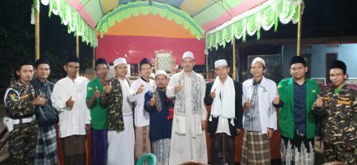 Nahdliyin Subang Bersholawat Dengan Habib Umar bin Husein Assegaff Majalaya