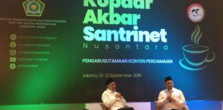Kopdar Akbar Santrinet Nusantara