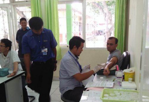 Klinik LKNU PCNU Kab. Cirebon Kerjasama dengan Pertamina