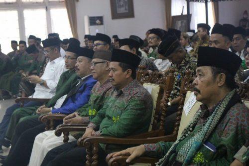 Ketua PCNU dan Rois Suriyah 2019 - 2024 Kabupaten Sumedang Resmi Dilantik